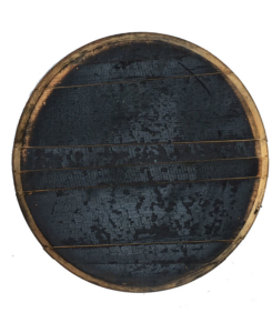 Custom Barrel head Charred Side