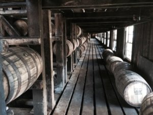 kentucky bourbon - aging-whiskey