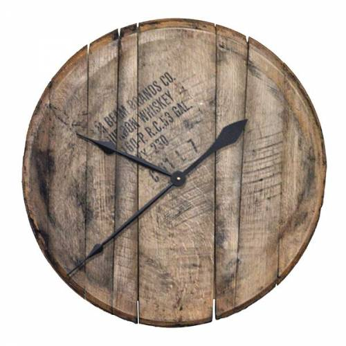 Whiskeymade Reclaimed Bourbon Barrel Heads Staves And Accessories