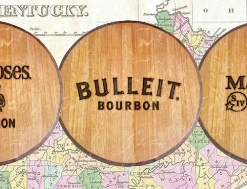 Giveaway: Win a Kentucky Bourbon Belt Logo Engraved Barrel Head