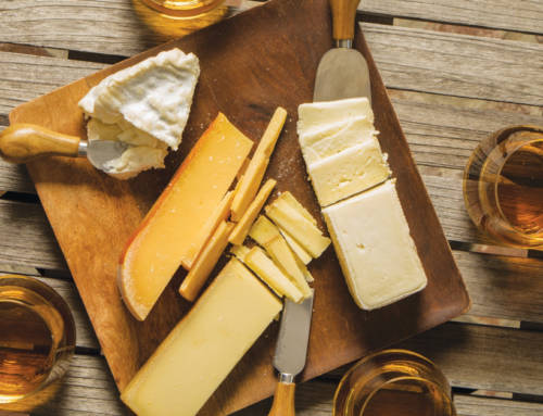 4 Ways to Create Whiskey and Cheese Pairings