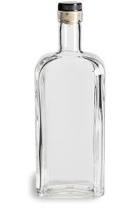 Bury the Bourbon Bottle
