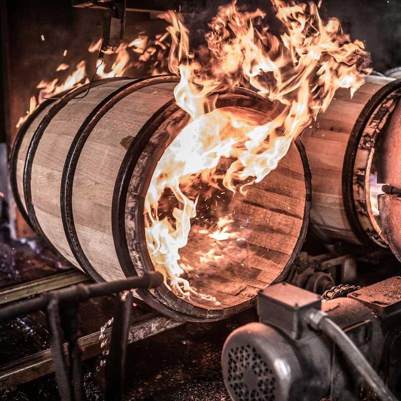 Barrel Char